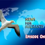 News for Migrants – first episode in Pidgin english